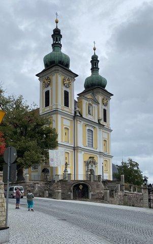 Donaueschingen Kirche