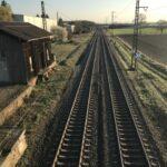 die Bahn nach Basel
